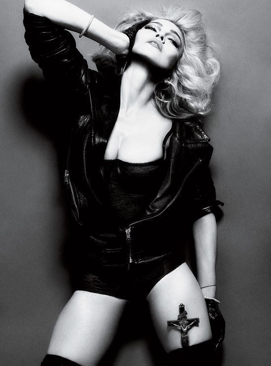 2010 - Madonna by Alas & Piggott for Interview - 10